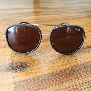 Quay Australia Sunglasses for Women - Aviators